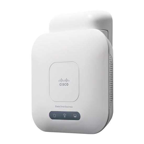 Cisco WAP121 Wireless-N Access Point with PoE - WAP121-E-K9